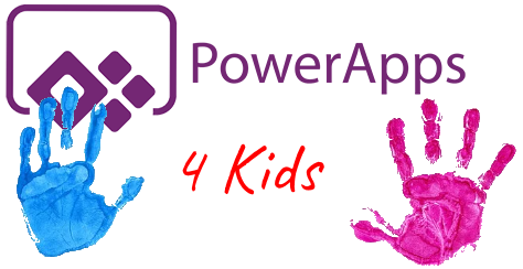 Power Apps 4 Kids